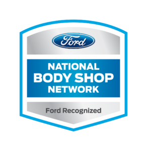 Logo for Ford National Body Shop Network