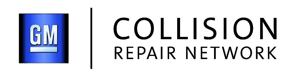 gm certified auto body repair network logo