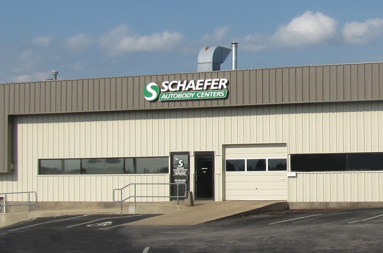 Exterior of Schaefer Fenton location