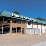 http://Exterior%20of%20Schaefer%20Autobody%20O'Fallon%20MO%20Location