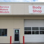 http://Exterior%20of%20Schaefer%20Autobody%20dealership%20location%20in%20Bridgeton,%20MO