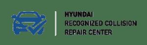 Logo for Hyundai Recognized Collision Repair Center