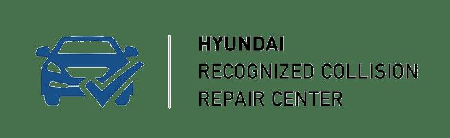 hyundai certified collision repair logo