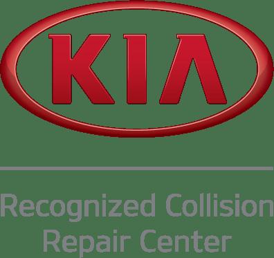 kia certified collision repair logo
