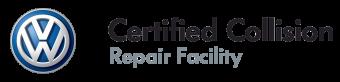 Logo for Volkswagen Certified Collision repair