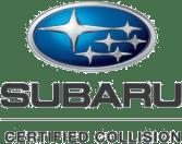Logo for Subaru Certified Collision repair