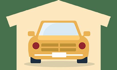 Car and home logo