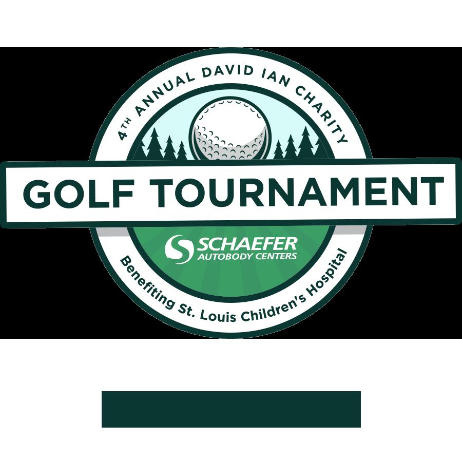 4th Annual Golf Tournament logo