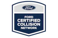 Ford Collision badge