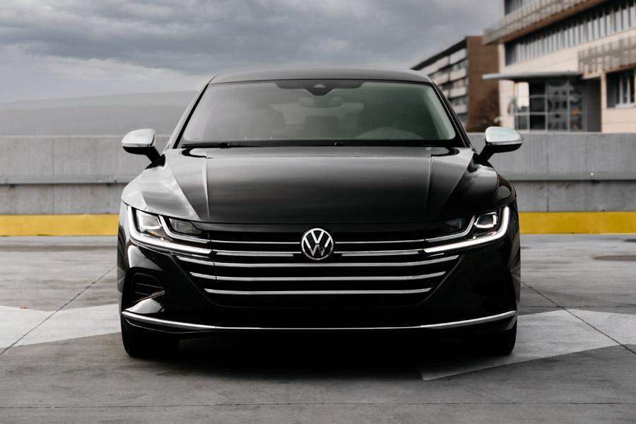 VW vehicle